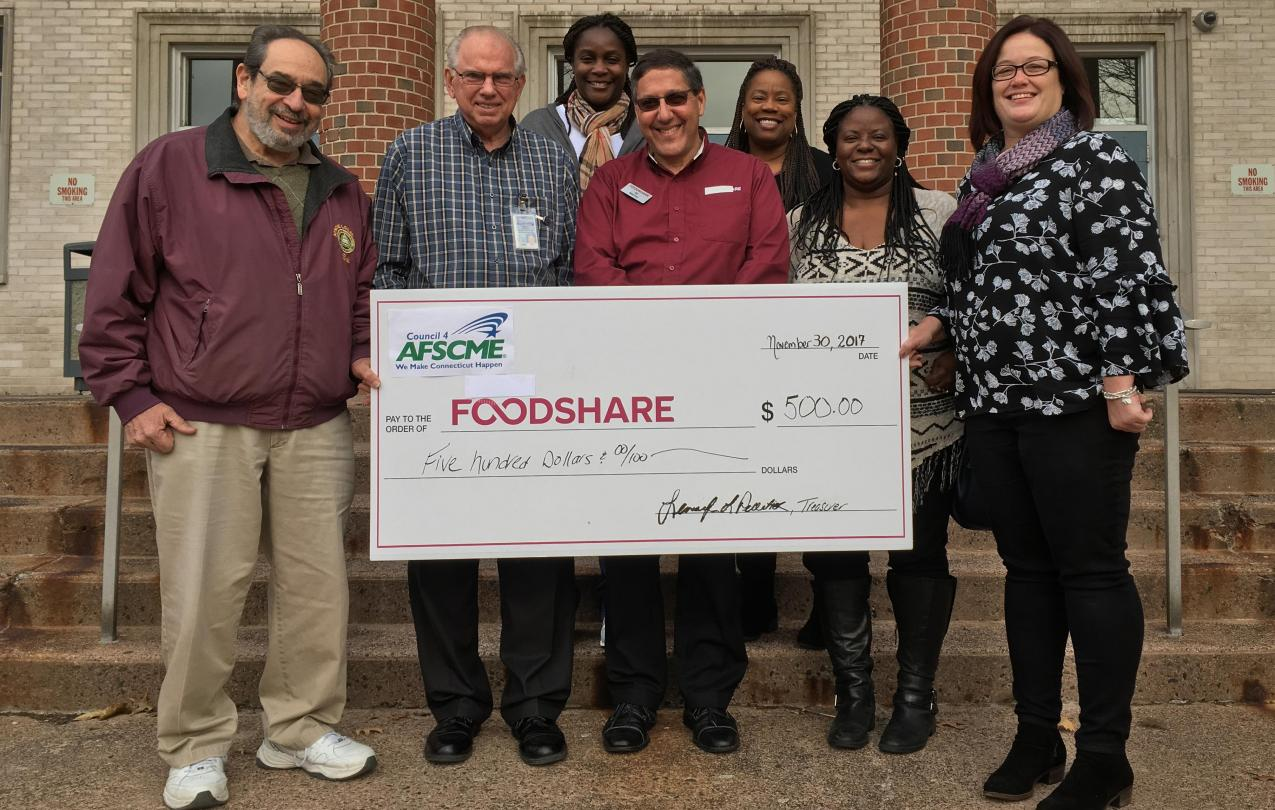 AFSCME, AFSCME Local 318, Foodshare, Council 4 AFSCME