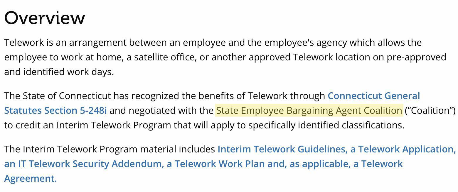 telework_0 Telework Application Form on