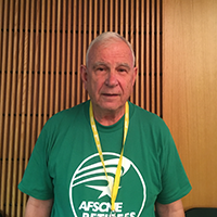 AFSCME retiree member Edward Hysyk